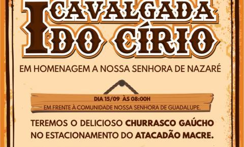 I cavalgada do Círio em Canaã dos Carajás