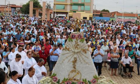 Círio 2019 leva milhares de fiéis em procissão pelas ruas de Canaã dos Carajá