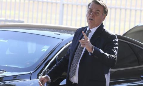 'Lamento, tem que aprovar', diz Bolsonaro após 1º turno da reforma da Previdência no Senado