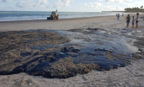 Danos podem ser irreversíveis nas praias atingidas por óleo no Nordeste do Brasil, diz oceanógrafa