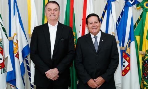 Anatel autoriza bloqueio de sinal de celular em áreas onde estiverem Bolsonaro ou Mourão
