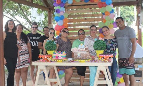 APAE realiza festa em comemoração ao Dia das Crianças em Canaã dos Carajás
