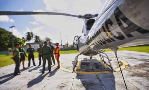 Força-Tarefa realiza sobrevoo para investigar aparecimento de manchas de óleo no nordeste do Pará