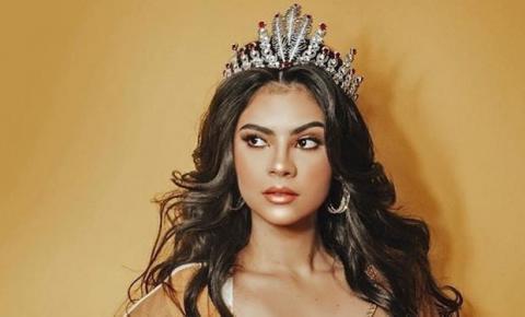 Miss Pará volta a falar sobre denúncia de assédio: 'não sou a única, mas quero ser a última'