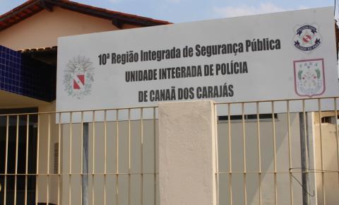Jovem é preso em flagrante por tráfico de drogas durante festa em Canaã dos Carajás