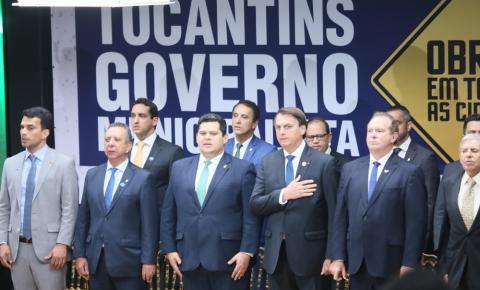Em evento no Tocantins, Jair Bolsonaro diz que aluno de universidades brasileiras 'faz tudo, menos estudar'