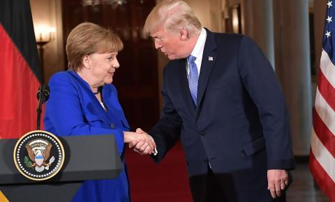 Para alemães, Trump é líder mundial mais perigoso