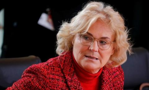 Combate a crimes de ódio rende ameaças de morte a ministra alemã