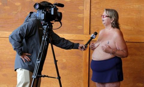 Suprema Corte dos EUA não analisa apelo, e decisão que proíbe mulheres de mostrar seios em público segue em vigor