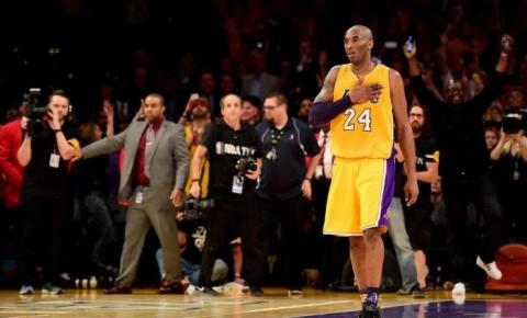 Kobe Bryant morre em acidente de helicóptero na Califórnia