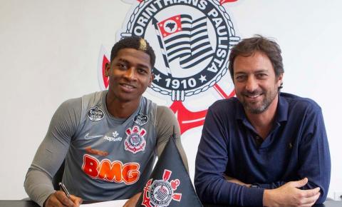 Corinthians anuncia a contratação do atacante colombiano Yony González