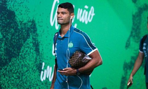 Vice de futebol do CRB confirma negociação com o zagueiro Gum, ex-Flu: