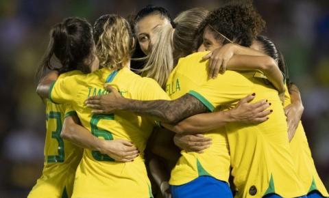 De olho em Tóquio, seleção feminina estreia no Torneio da França contra a Holanda