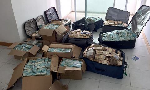 Dinheiro atribuído a Geddel em 'bunker' já passa de R$ 40 milhões