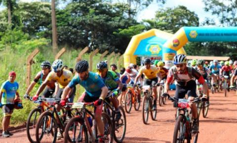 Mais de 200 atletas participaram do 3° XCM de Mountain Bike em Parauapebas