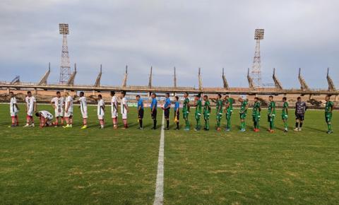 Bragantino vence e rebaixa o Carajás, enquanto que Tapajós e Itupiranga empatam sem gols