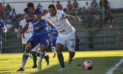 Em Marabá, Águia vence o Paragominas e se aproxima do G4 do Campeonato Paraense