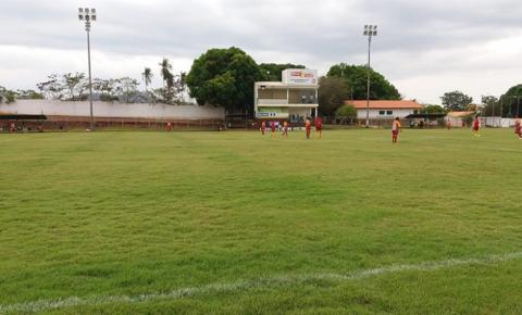 Liga Esportiva de Canaã suspende campeonatos de futebol por causa do coronavírus