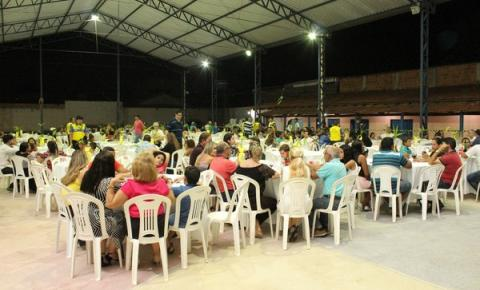 3ª edição do Jantar do Círio acontece em Canaã dos Carajás