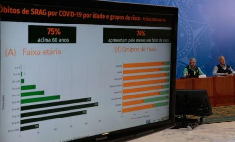 Entenda a mudança na divulgação dos dados de Covid-19 no Brasil