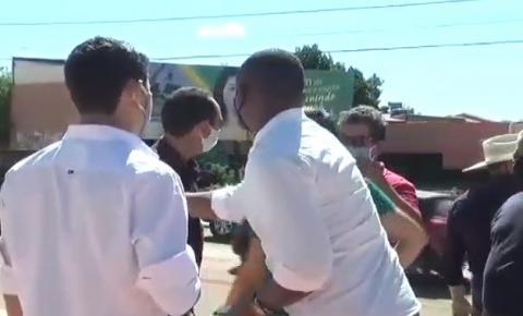 Em Canaã dos Carajás, membro do MDB ataca imprensa