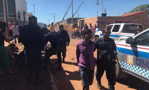 Em Canaã dos Carajás, assalta termina com bandido morto pela PM