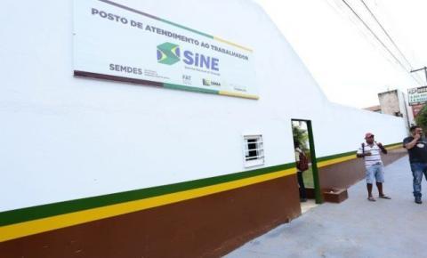 Confira as vagas publicadas pelo Sine nesta sexta-feira (19)