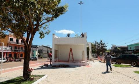 Obras de revitalização da Avenida da Weyne Cavalcante estão na fase final