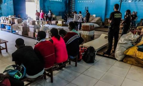 Operação da Segup impede entrada clandestina de imigrantes no Pará.