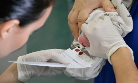 Dia Nacional do Teste do Pezinho destaca benefícios do exame.