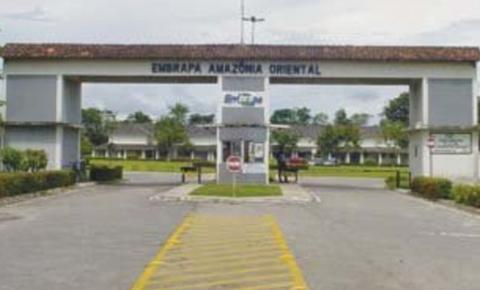 Corpo é encontrado dentro da Embrapa, em Belém.