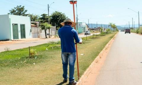 Em Canaã dos Carajás, levantamento topográfico é feito em 1,8 milhão de m² de área