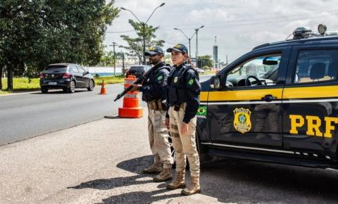 Operação 'Corpus Christi' da PRF registra quatro óbitos e doze acidentes em rodovias federais do PA.