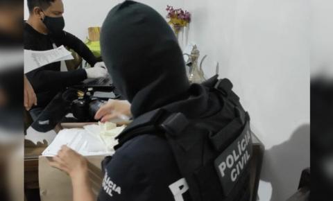 Homem é preso com pornografia infanto-juvenil em Belém .