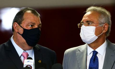 CPI da Pandemia muda conduta na classificação de documento sigiloso.