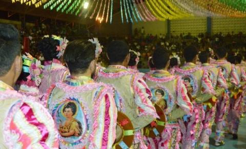 Concurso estadual de quadrilhas juninas do Pará registra 53 inscrições.