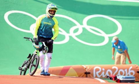 Olimpíada: confirmada classificação de dupla de ciclistas no BMX.