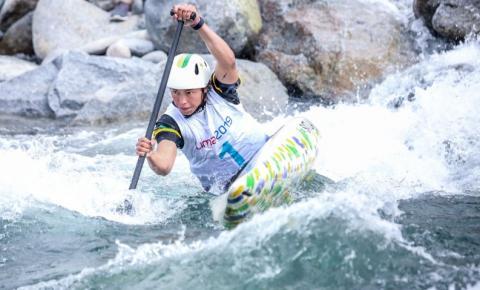 Com olímpicos, Brasil participa de torneio de canoagem na Europa.