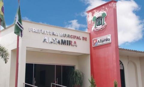 PF investiga fraudes em contratos na Prefeitura de Altamira.