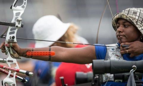 Carioca será única mulher do país no tiro com arco em Tóquio 2020.