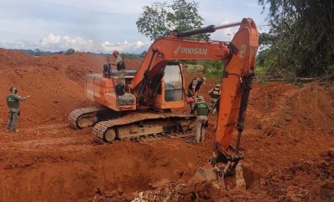 Operação identifica 19,5 mil hectares de área desmatada ilegalmente no sudoeste do Pará