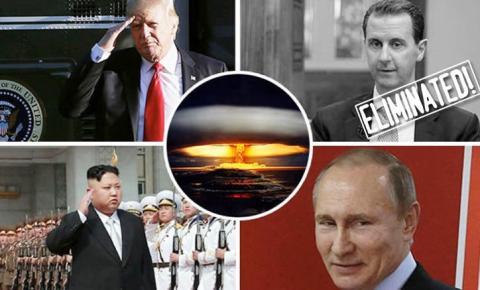 A terceira guerra mundial está Chegando?