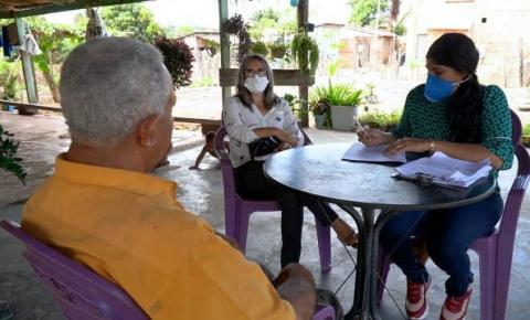 Em Canaã dos Carajás, famílias da VS-52 vão receber módulos sanitários