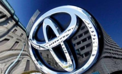 Toyota investirá R$ 1 bi para produzir novo modelo no Brasil