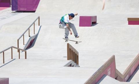 Skate estreia em Jogos Olímpicos na noite deste sábado