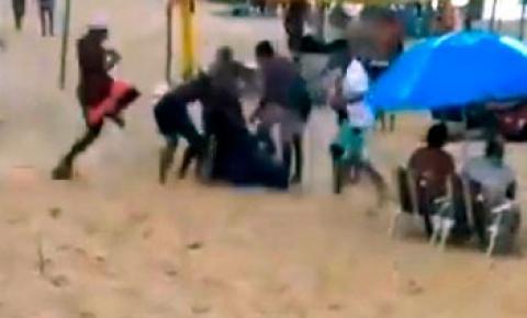 jovens se dão mal após arrastão em Mosqueiro