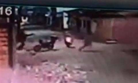 Guarda municipal reage a assalto e mete bala em bandido