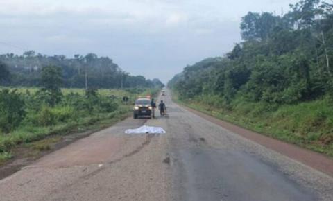 Motorista morre atropelado pelo próprio caminhão no Pará