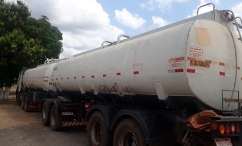 Sefa apreende maquinário e 15 mil litros de combustível sem nota fiscal, no sudeste do Pará