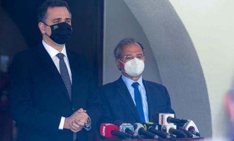 Presidente do Senado: reajuste do Bolsa Família depende de precatórios